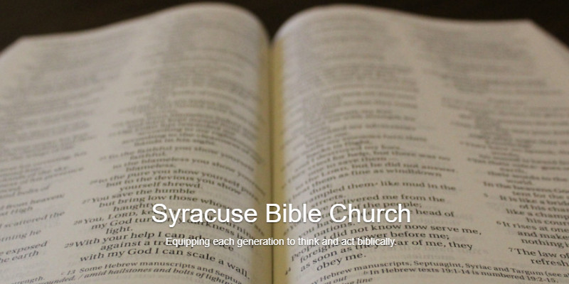 Syracuse Bible Church